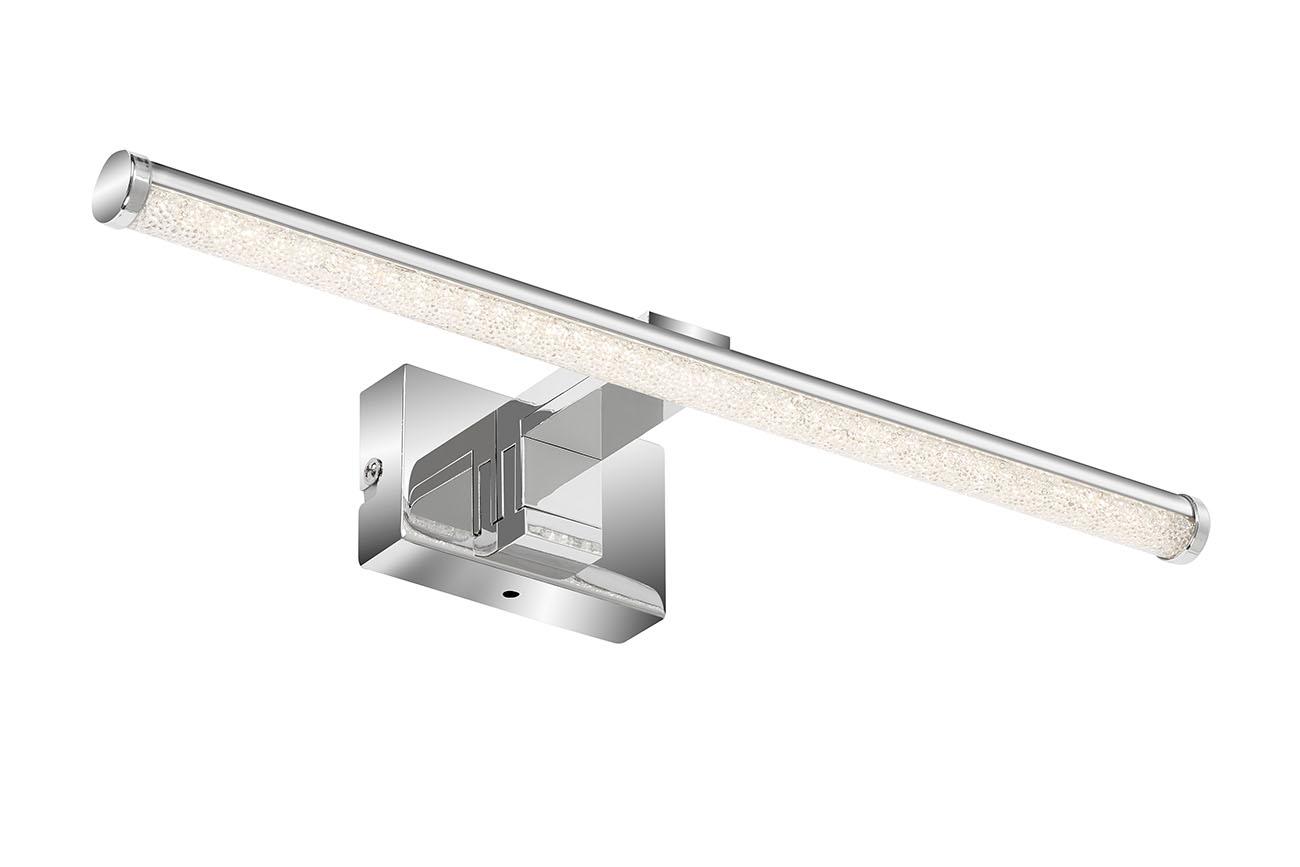 LED Spiegelleuchte, 40 cm, 4 W, Chrom