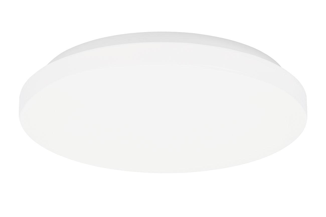 LED Deckenleuchte, Ø 40 cm, 24 W, Weiß