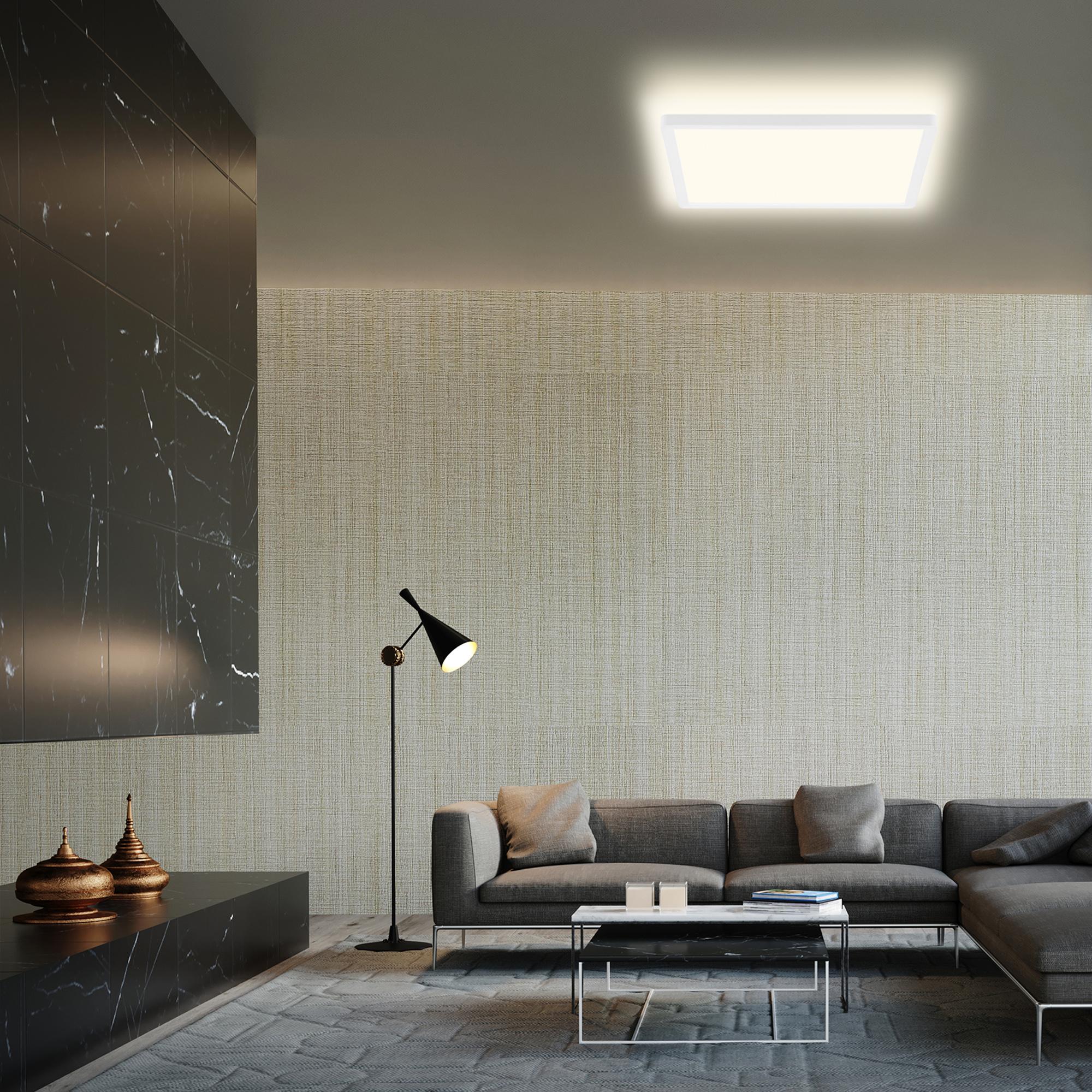 SLIM LED Panel Weiß