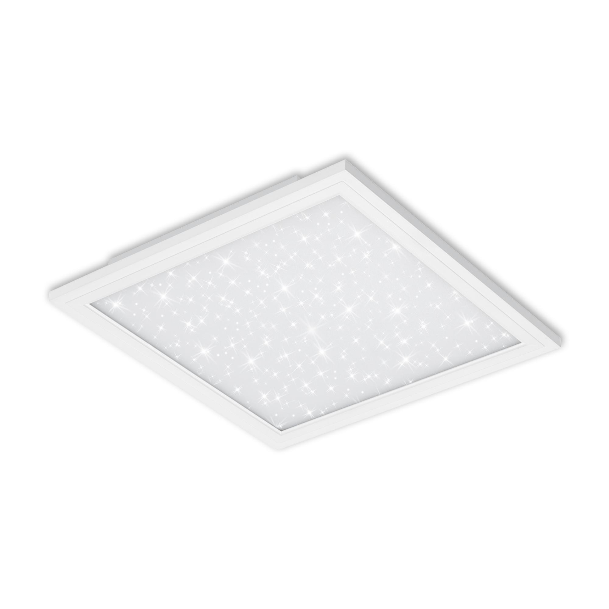 STERNENHIMMEL LED Panel, 45 cm, 2200 LUMEN, 22 WATT, Weiß