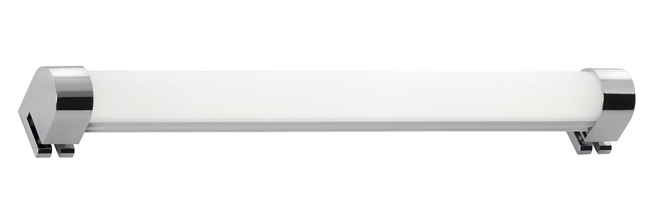 CCT LED Spiegelleuchte, 33,2 cm, 8 W, Chrom