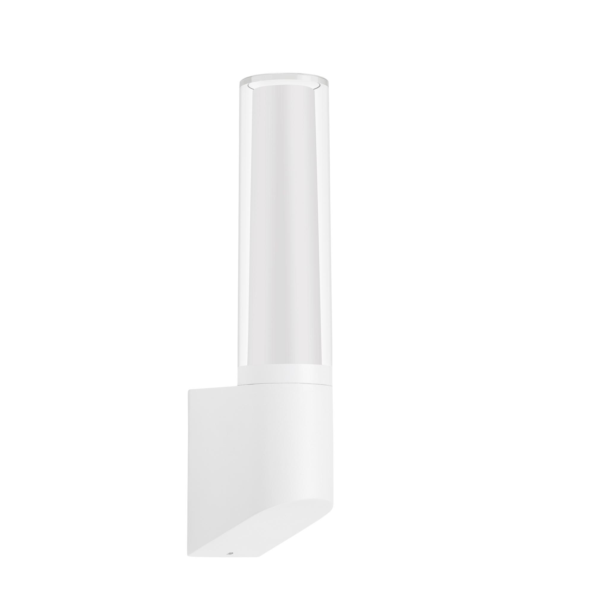 TELEFUNKEN LED Außenwandleuchte, 33,2 cm, 8 W, Weiß