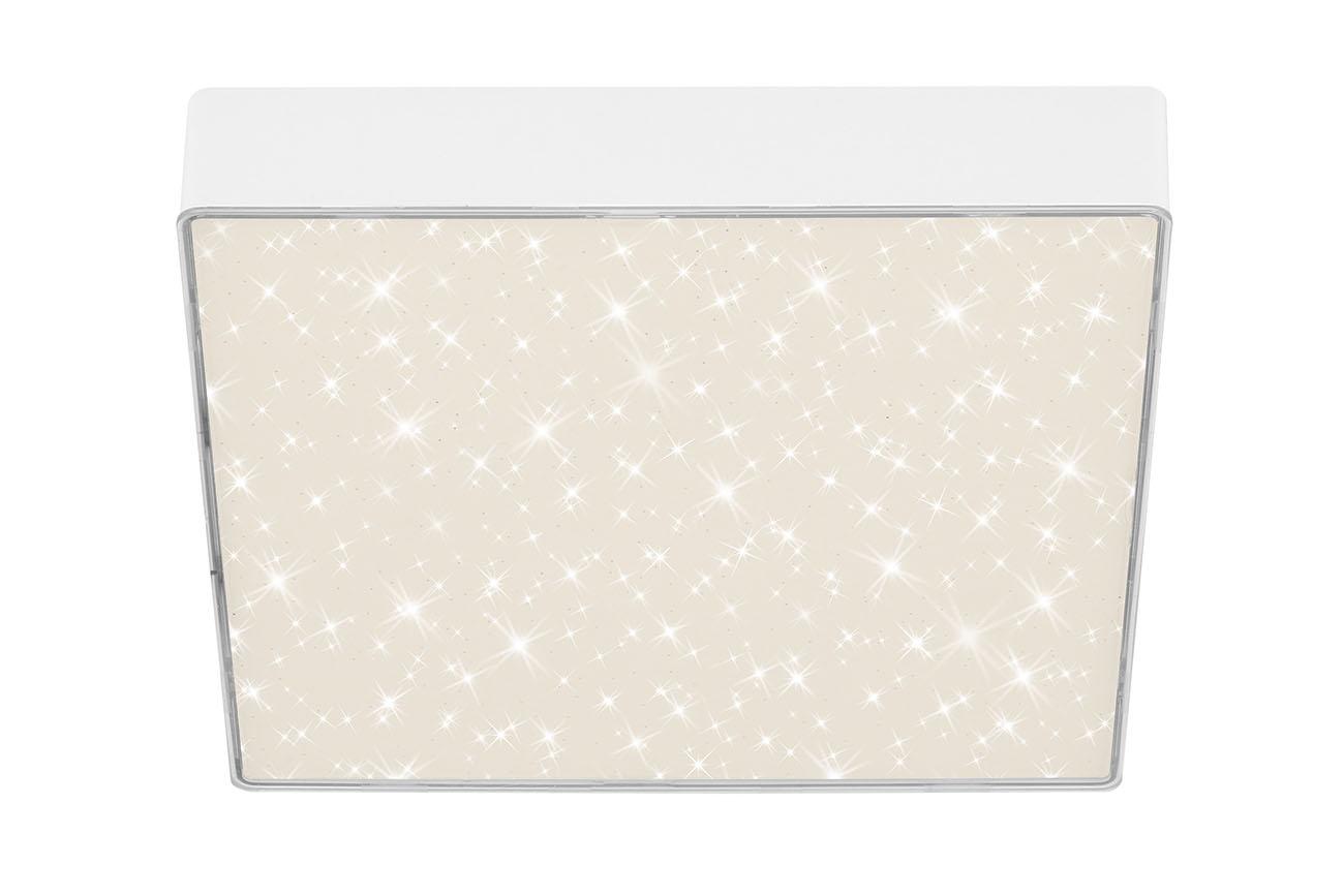 STERNENHIMMEL LED Deckenleuchte, 21,2 cm, 16 W, Weiss