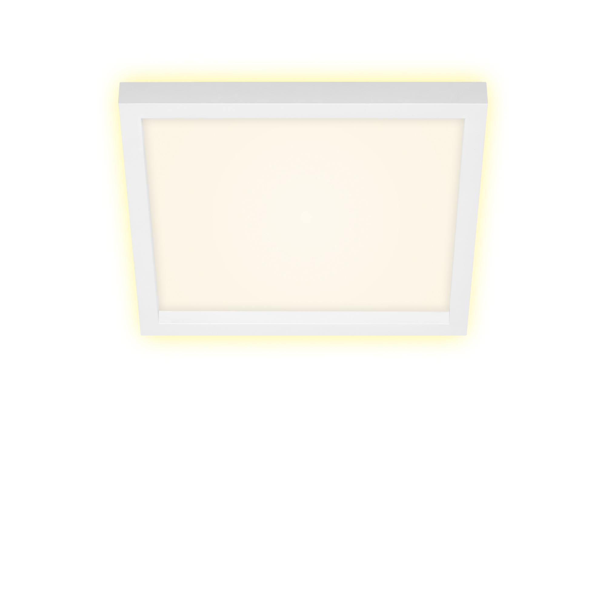 LED Deckenleuchte, 29,6 cm, 18 W, Weiss