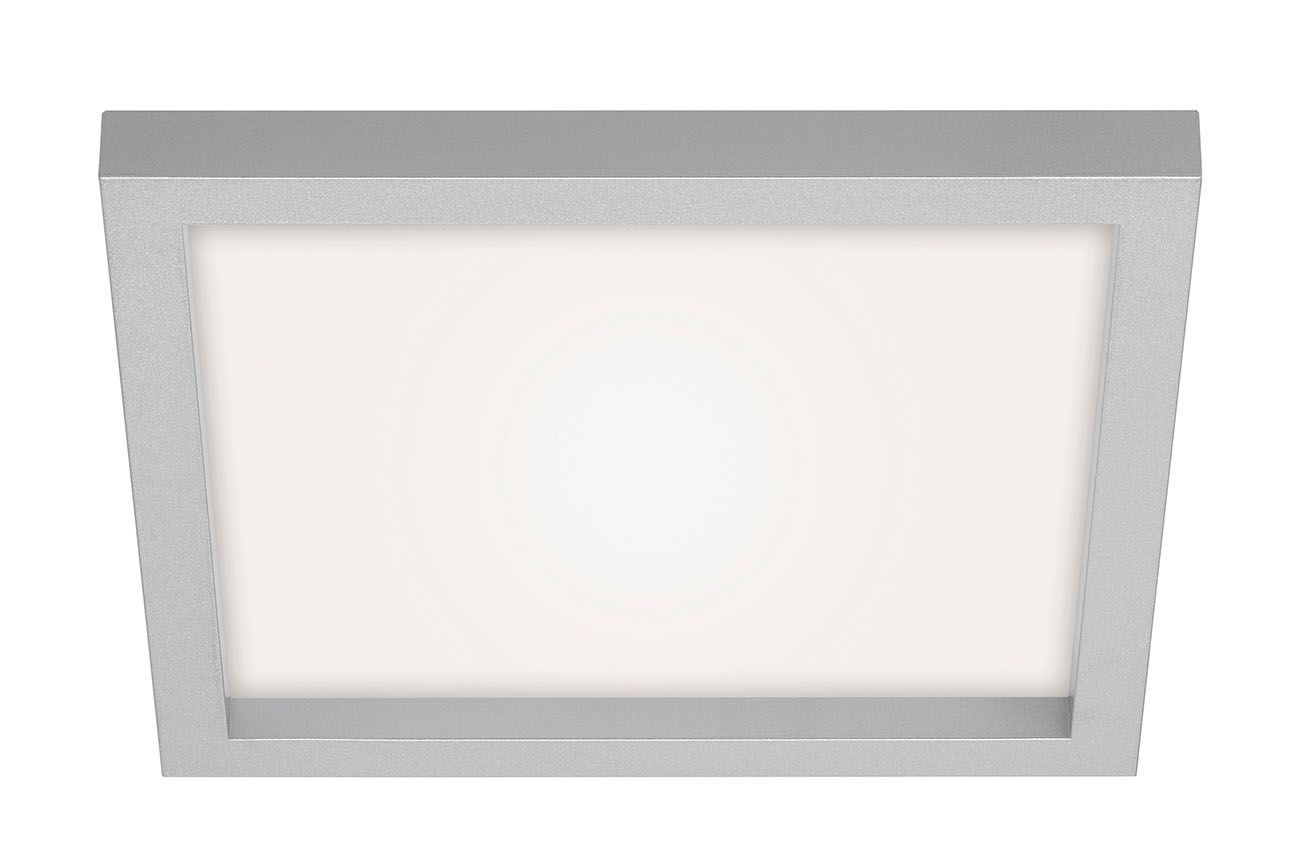 CCT LED Panel, 29,5 cm, 1800 LUMEN, 18 WATT, Chrom-Matt