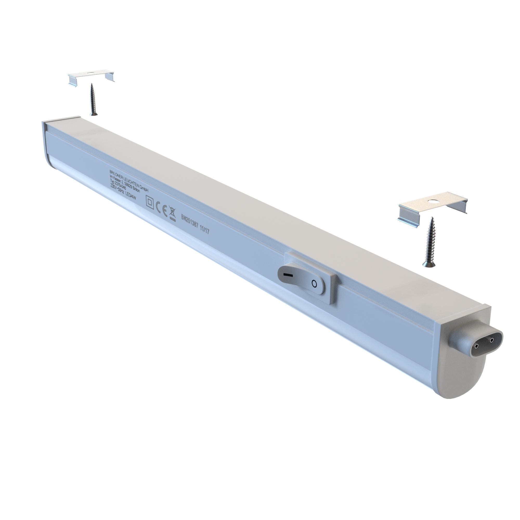LED Unterbauleuchte Weiß