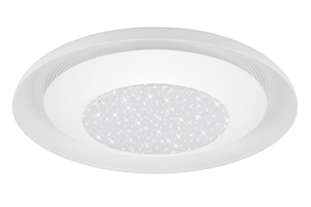 STERNENHIMMEL LED Deckenleuchte, Ø 36,5 cm, 12 W, Weiß