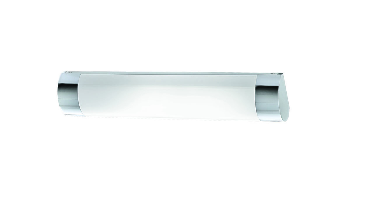 LED Badleuchte, 37,5 cm, 8 W, Chrom