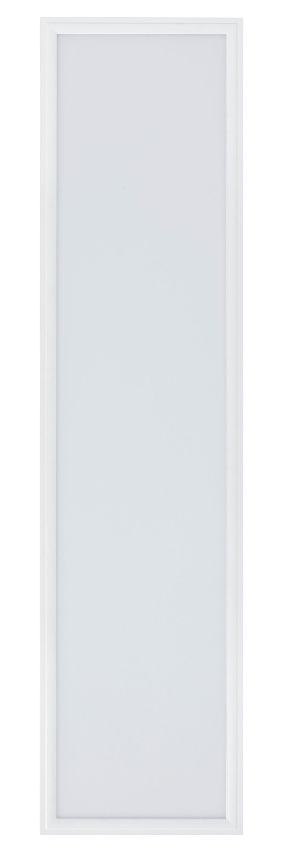 TELEFUNKEN LED Panel, 119,5 cm, 36 W, Weiß