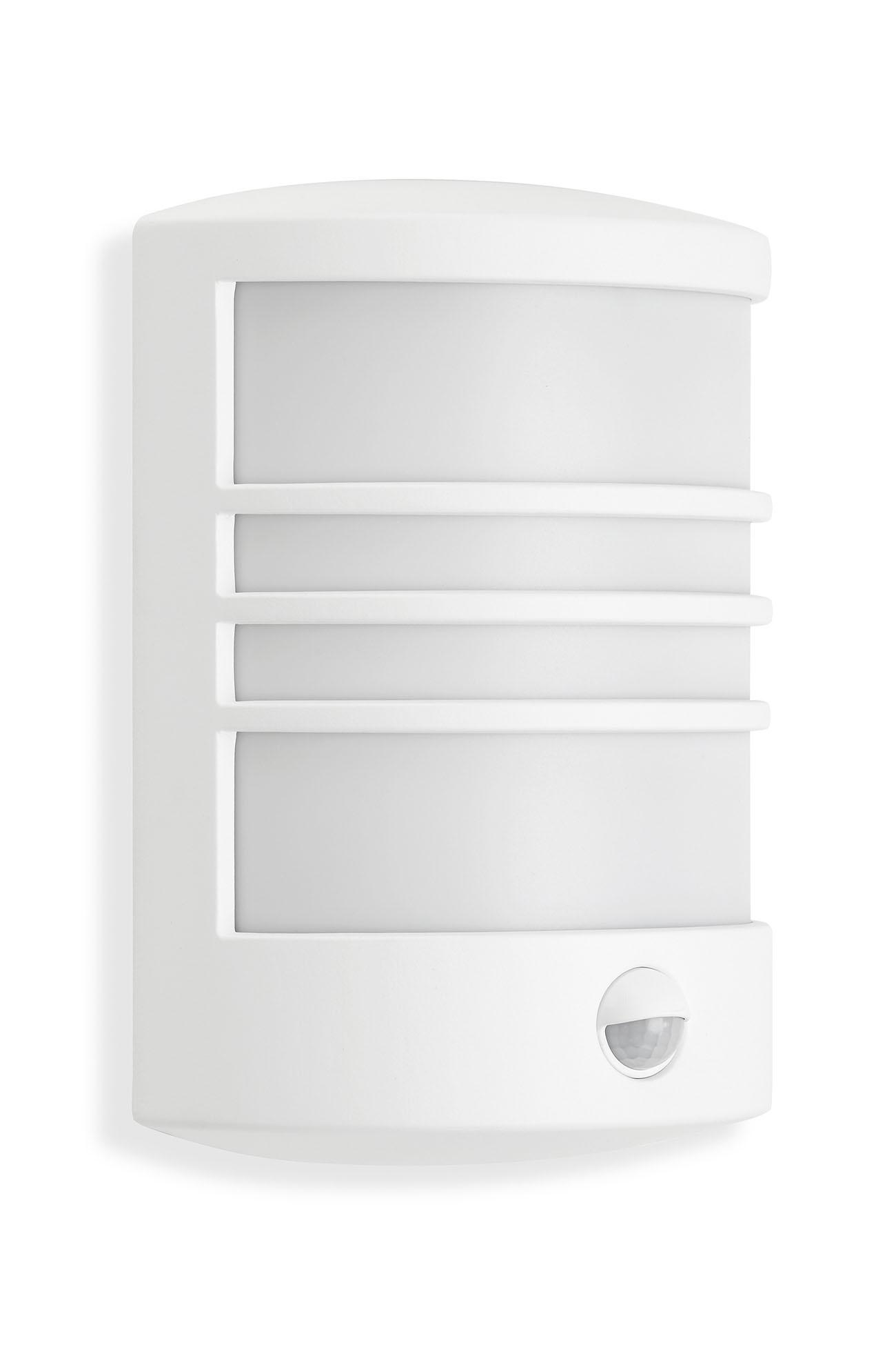 TELEFUNKEN LED Aussenwandleuchte, 18 cm, 12 W, Weiss