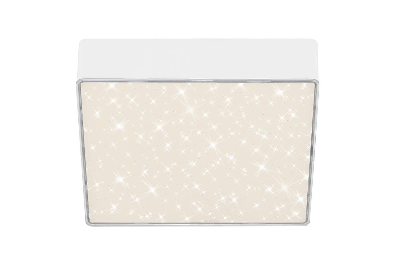 STERNENHIMMEL LED Deckenleuchte, 15,7 cm, 11 W, Weiss