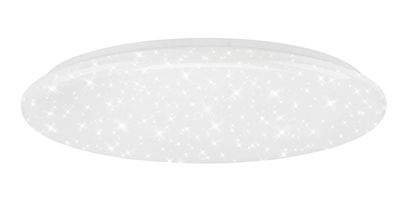 TELEFUNKEN Smart LED Deckenleuchte, Ø 56 cm, 40 W, Weiß