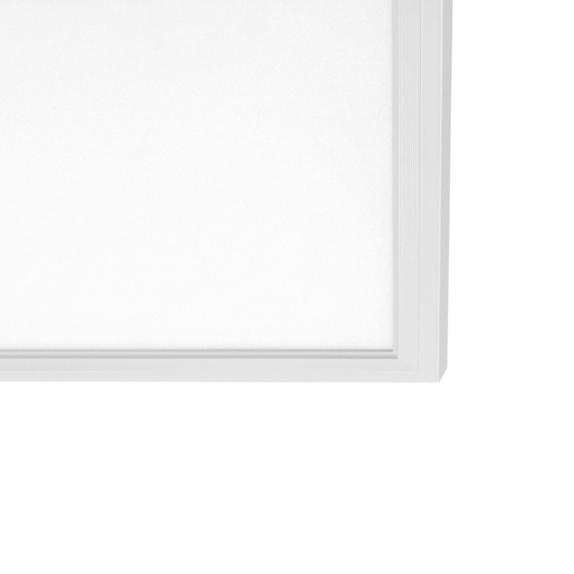 LED Panel, 119,5 cm, 4100 LUMEN, 38 WATT, Weiß