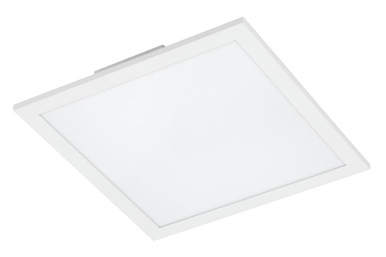 TELEFUNKEN Smart LED Panel, 29,5 cm, 18 W, Weiss