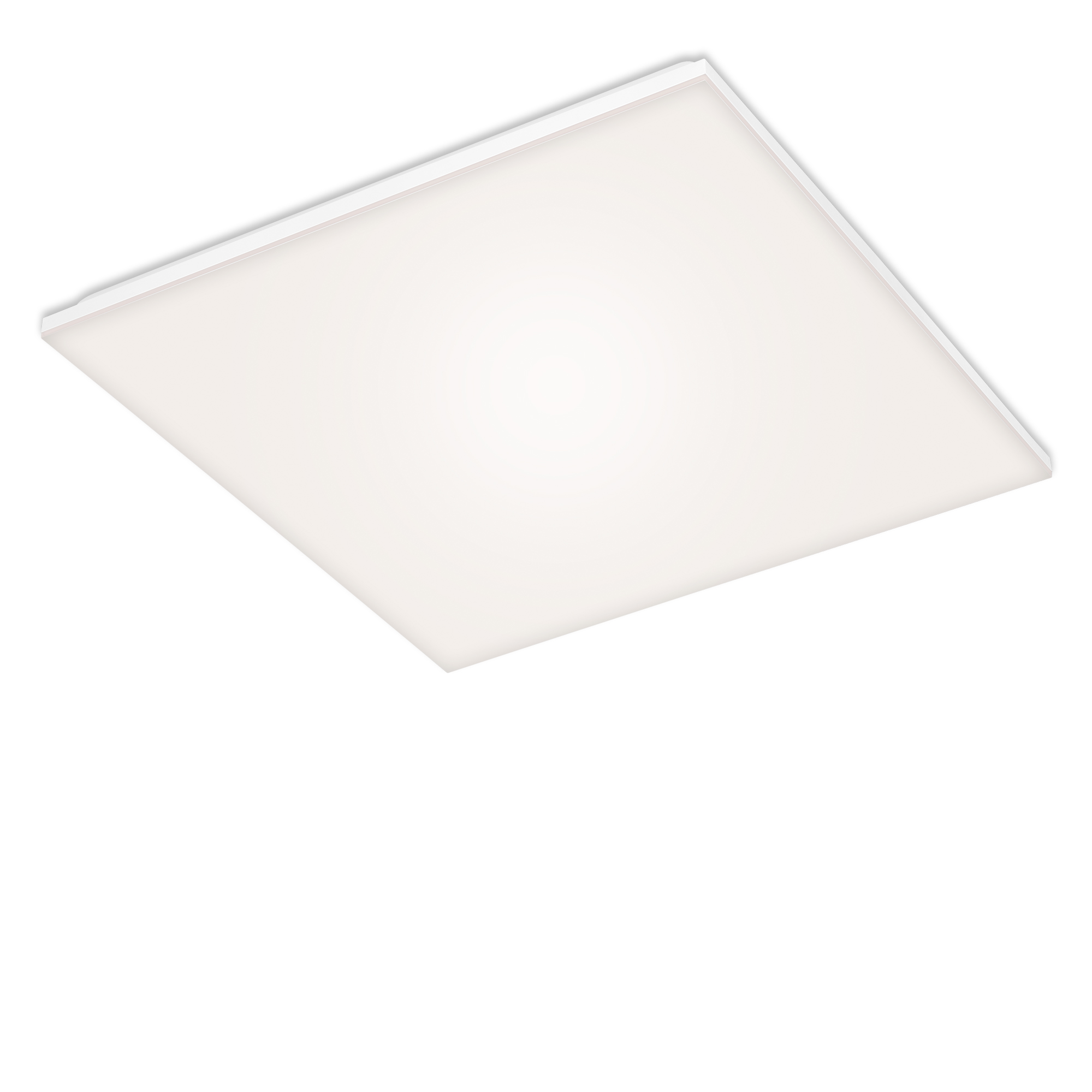 FRAMELESS LED Panel, 59,5 cm, 3800 LUMEN, 38 WATT, Weiss
