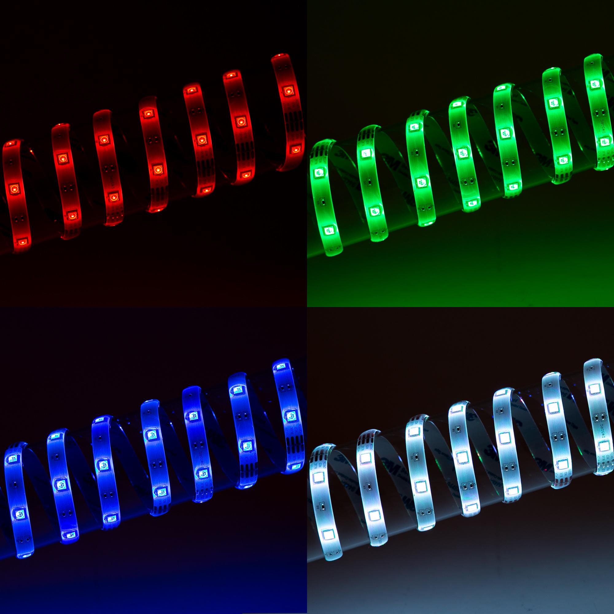 WIFI RGB-LED Flexband Weiß