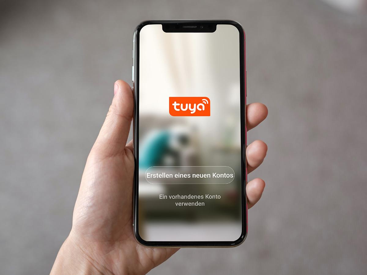 Bild für den Download Tuya App