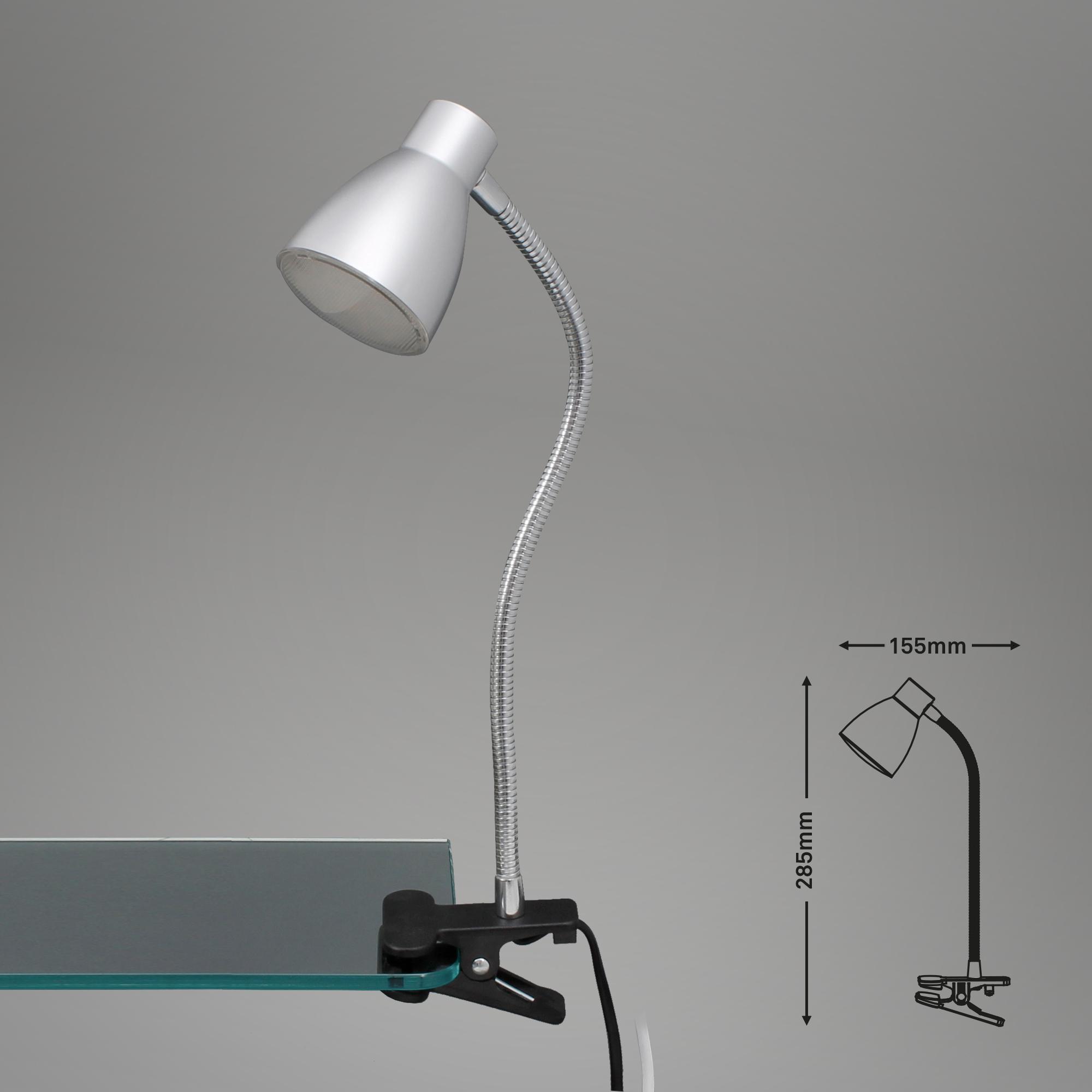 LED Klemmleuchte Titan