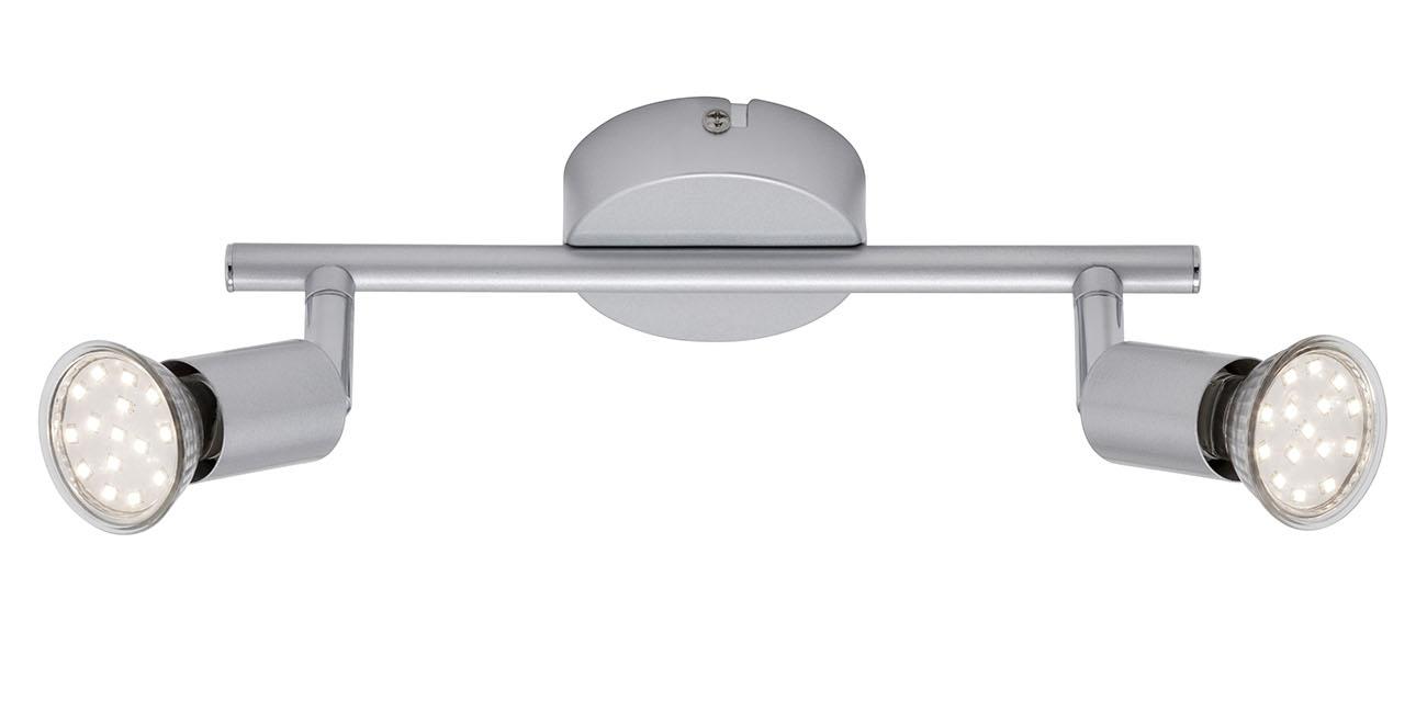 LED Spot Deckenleuchte, 25,5 cm, 6 W, Titan