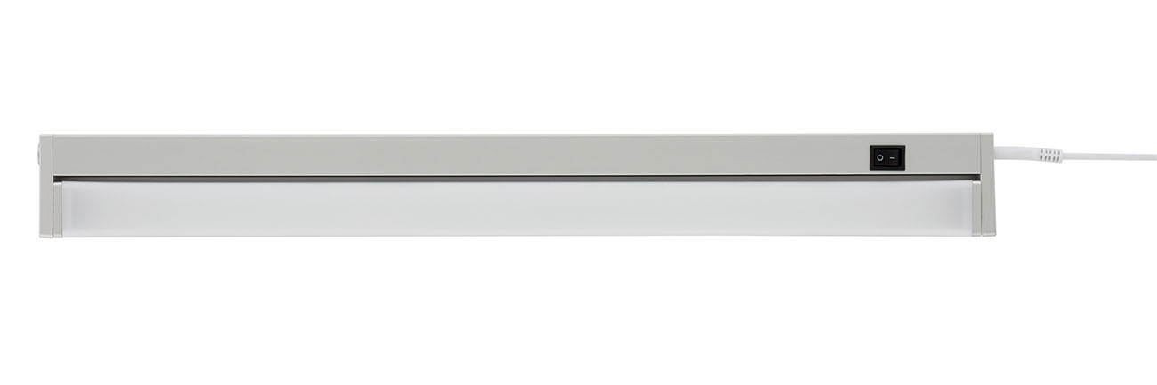 TELEFUNKEN LED Unterbauleuchte, 56 cm, 80,5 W, Titan