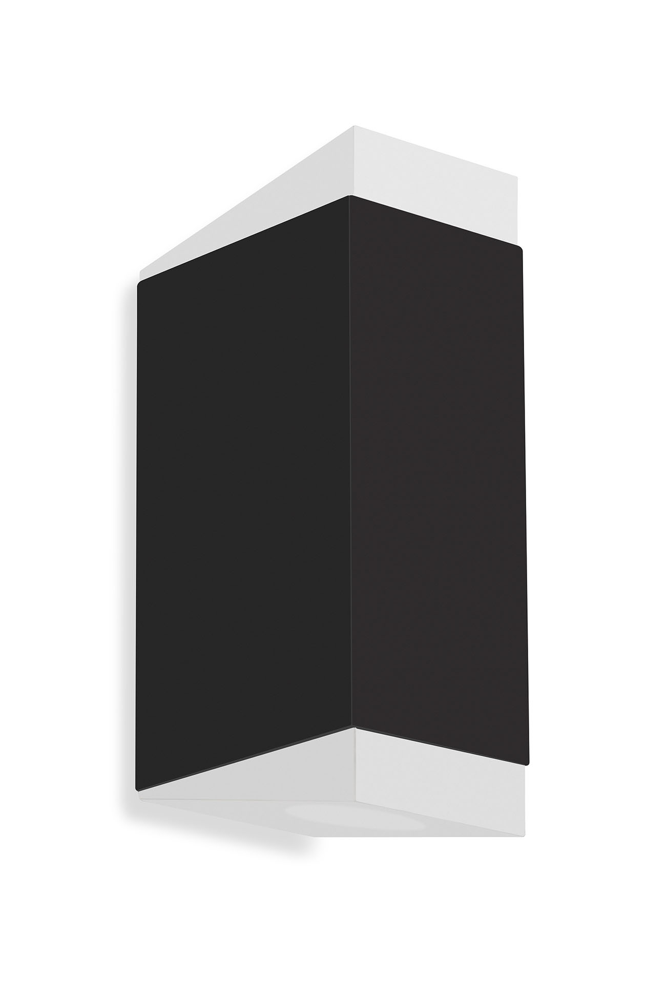TELEFUNKEN LED Aussenwandleuchte, 19 cm, 10 W, Schwarz