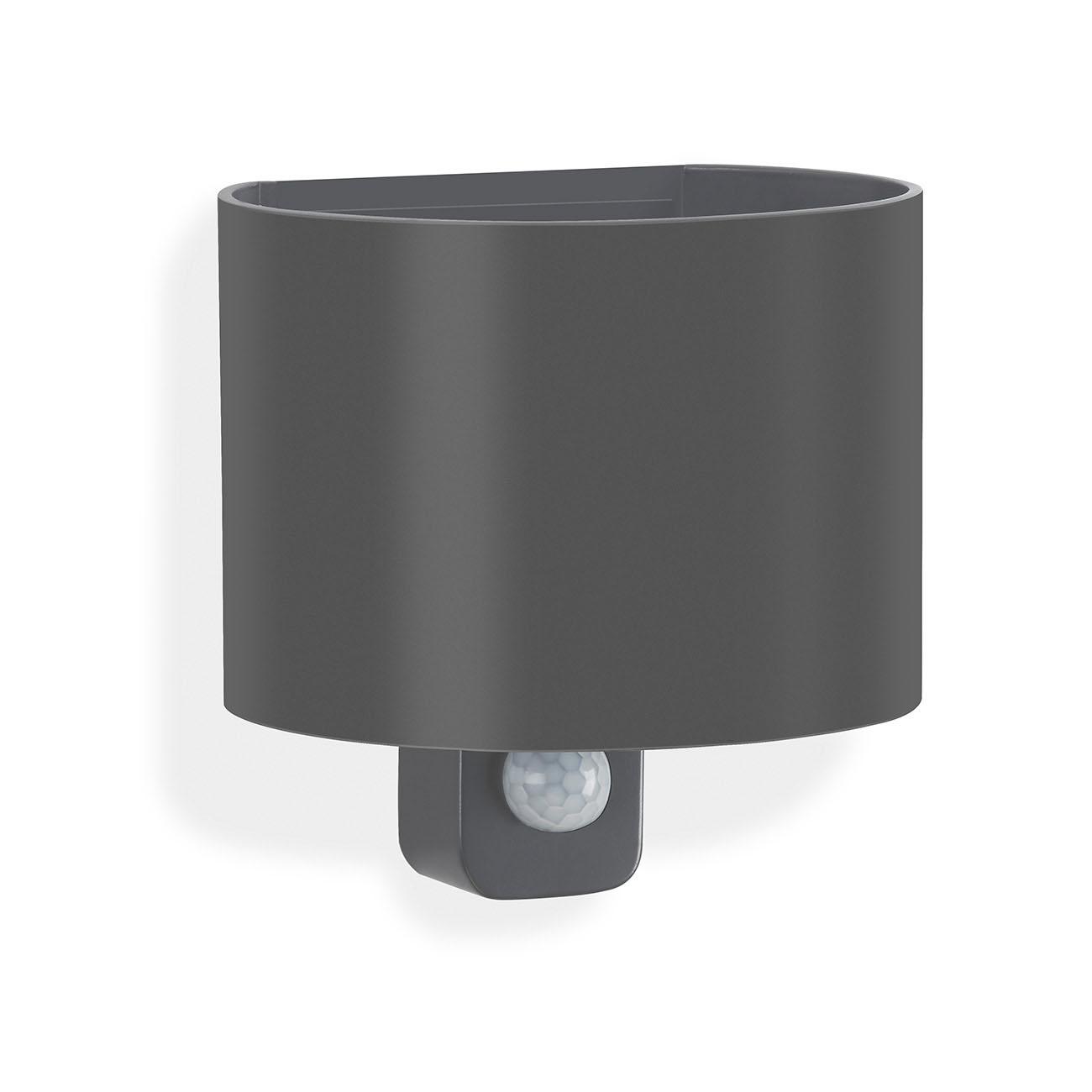TELEFUNKEN Sensor LED Aussenleuchte, 14 cm, 7 W, Anthrazit