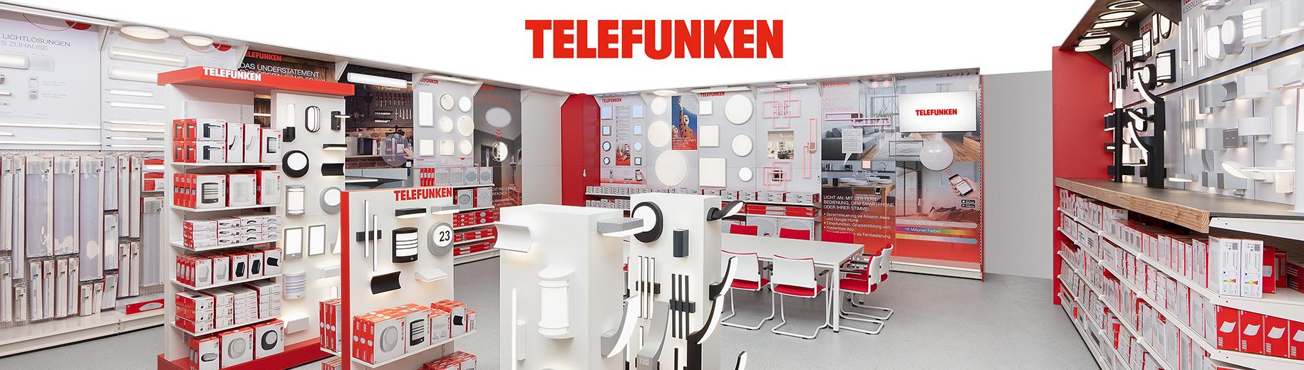 Banner Telefunken