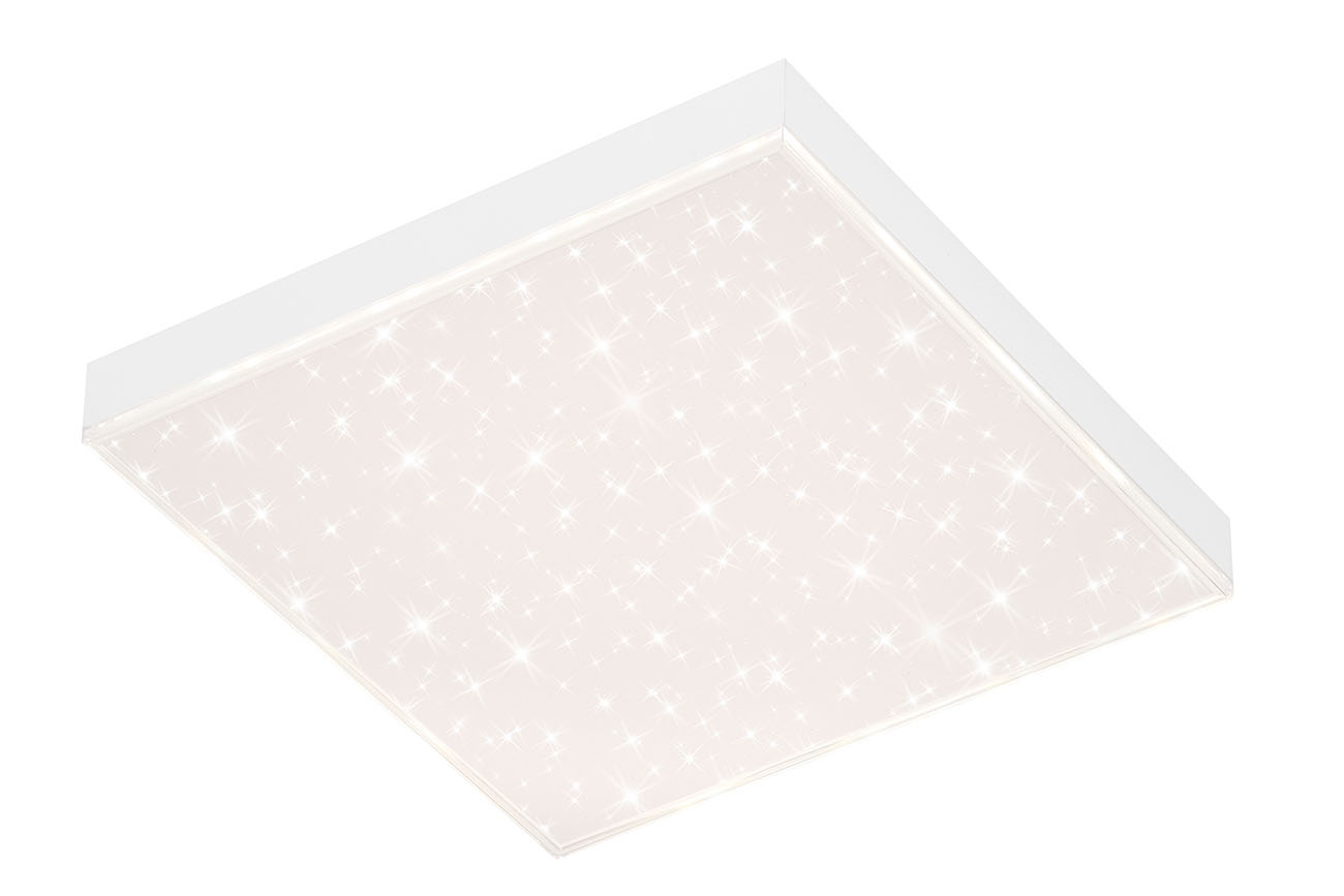 CCT LED Panel, 29,5 cm, 15 W, Weiss