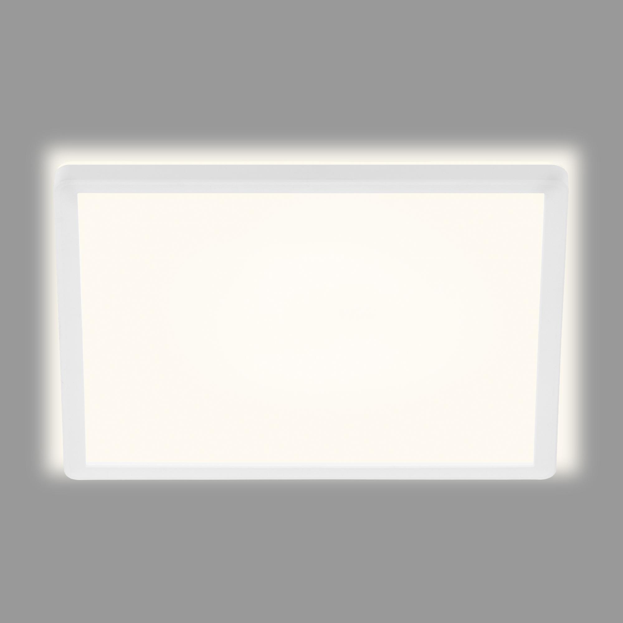 SLIM LED Panel, 29,3 cm, 2400 LUMEN, 18 WATT, Weiss