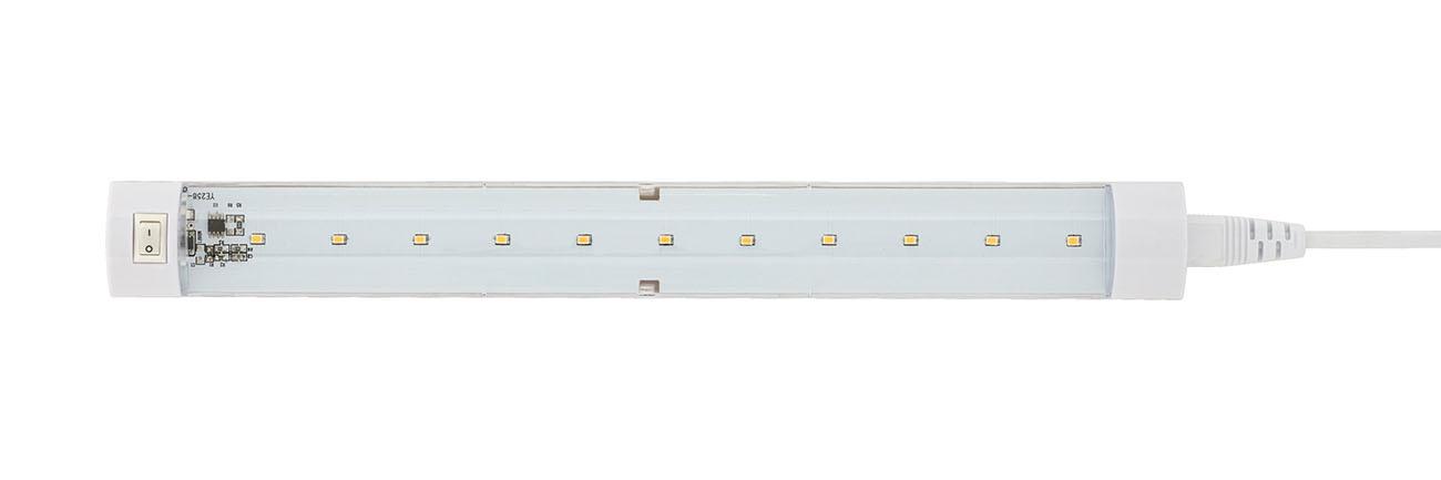 TELEFUNKEN LED Unterbauleuchte, 33,2 cm, 4,2 W, Weiß