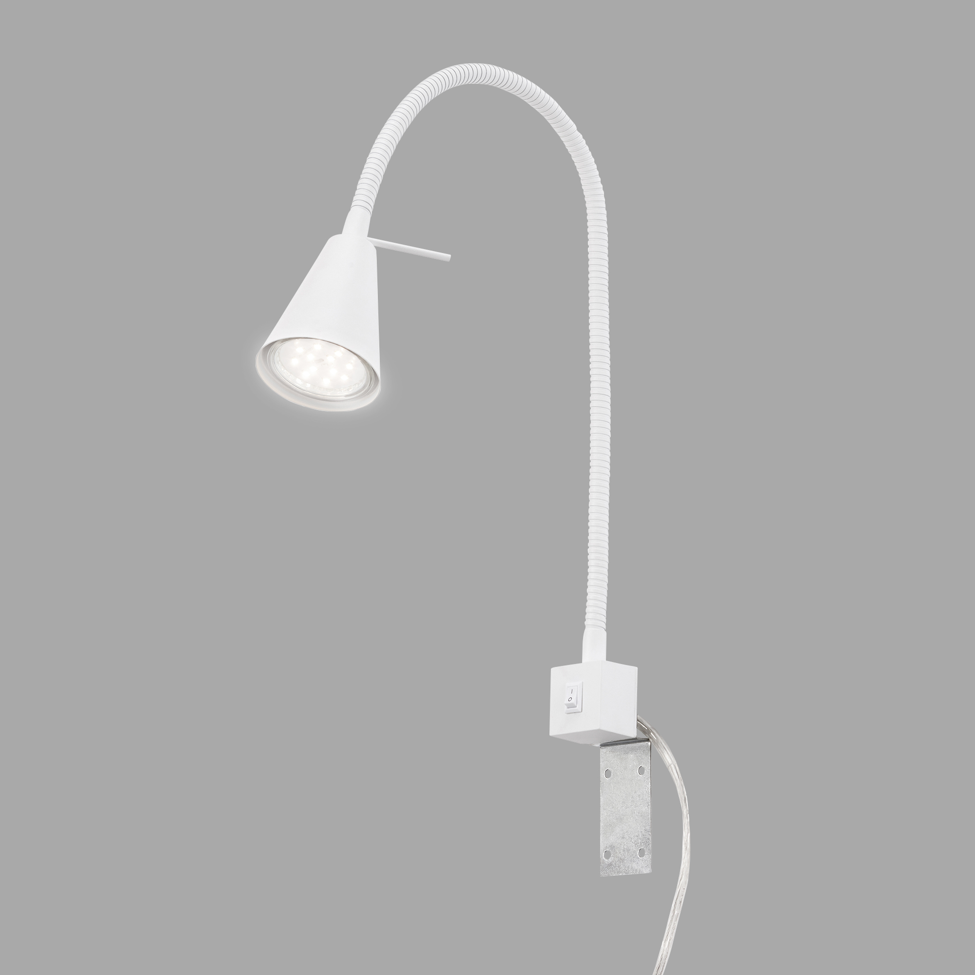LED Wandleuchte, 40,3 cm, 5 W, Weiss