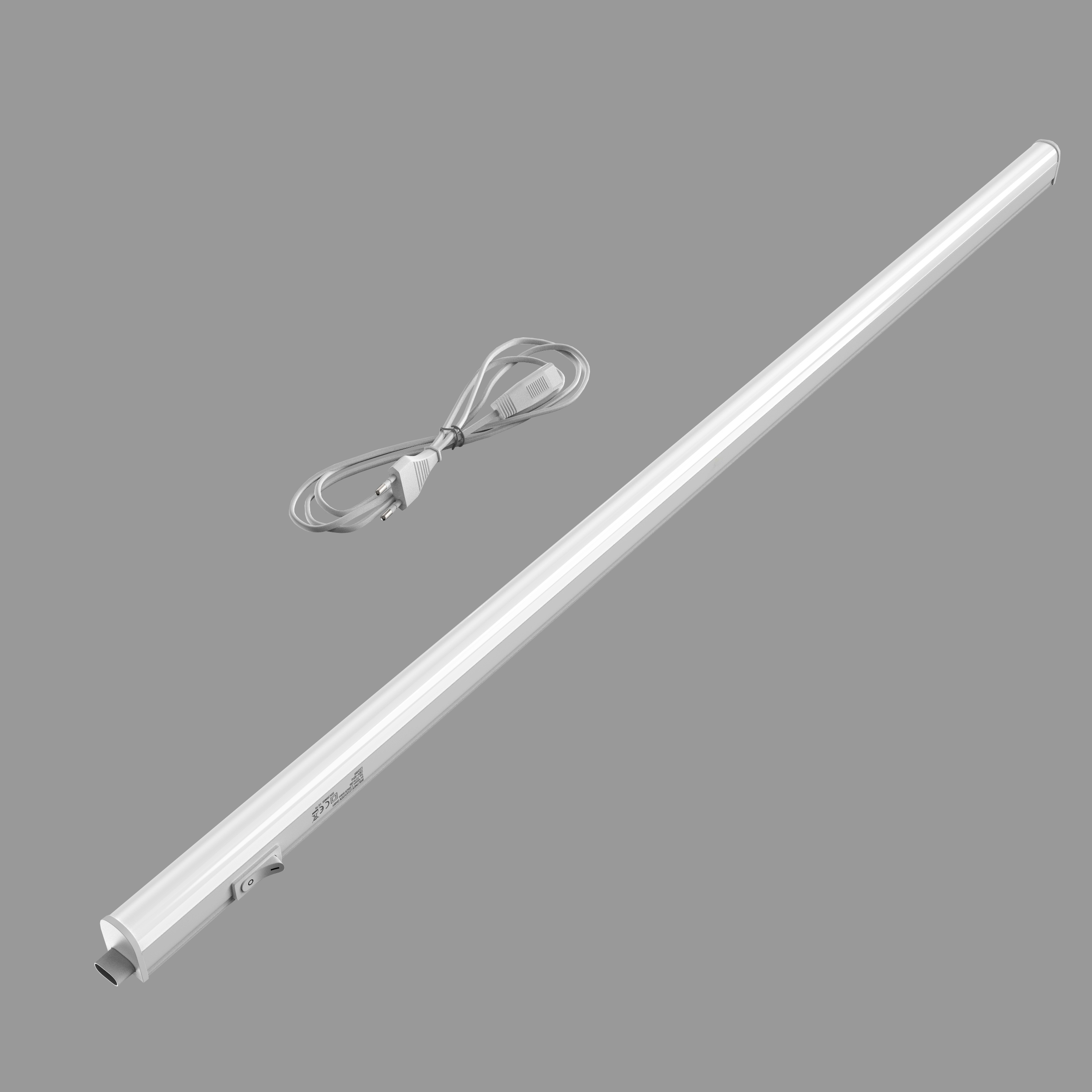 LED Unterbauleuchte, 87,3 cm, 10 W, Weiss