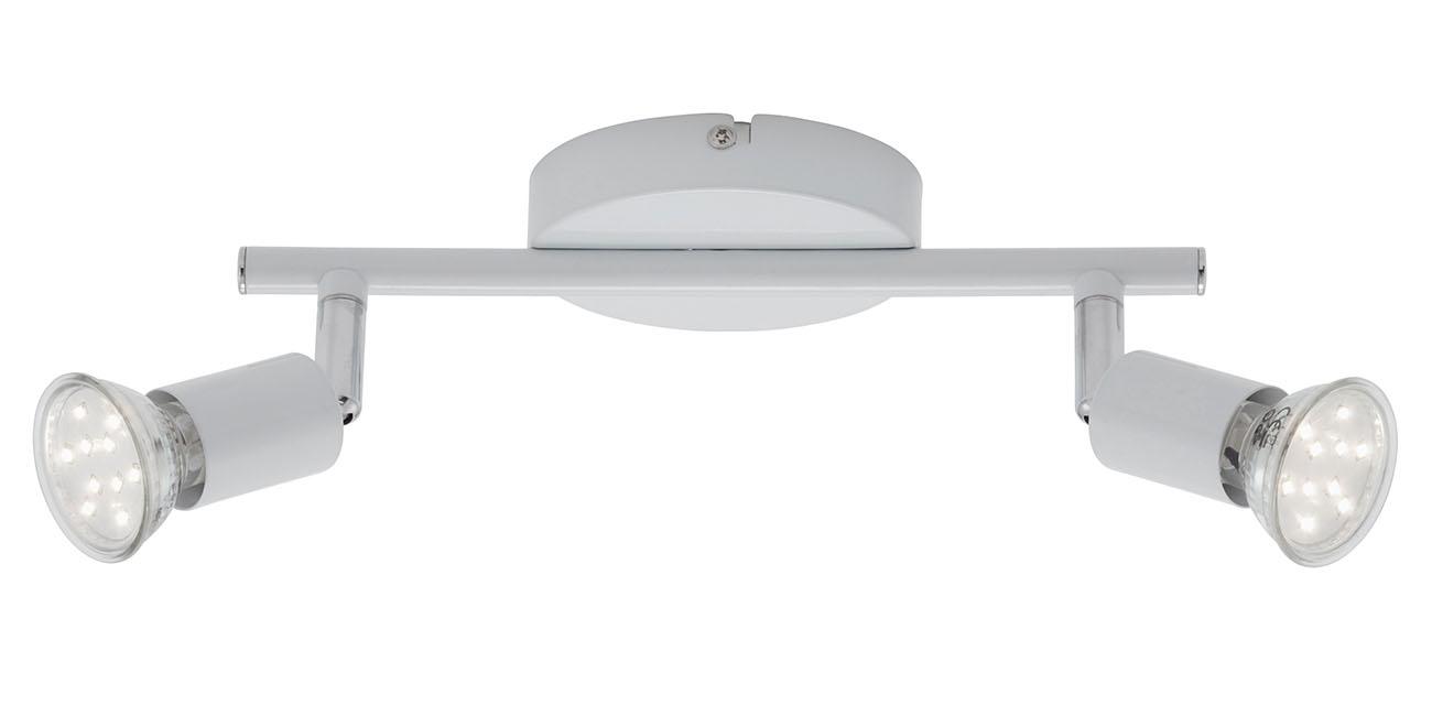 LED Spot Deckenleuchte, 22,5 cm, 6 W, Weiß