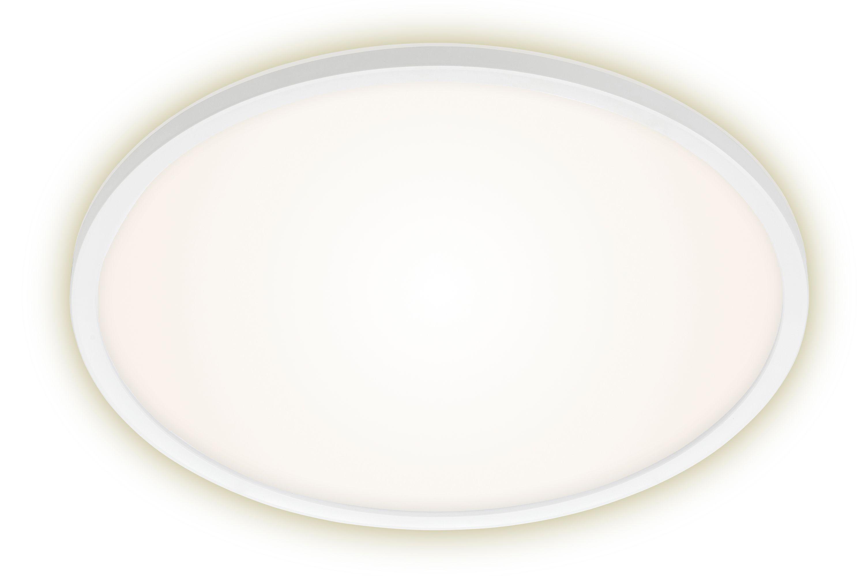 SLIM LED Panel, Ø 42 cm, 2700 LUMEN, 22 WATT, Weiß
