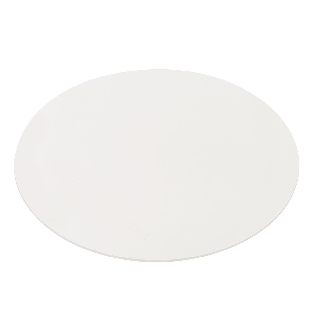 6er Set Diffusoraufsatz für Einbauleuchten, Ø 2,3 cm, Weiss