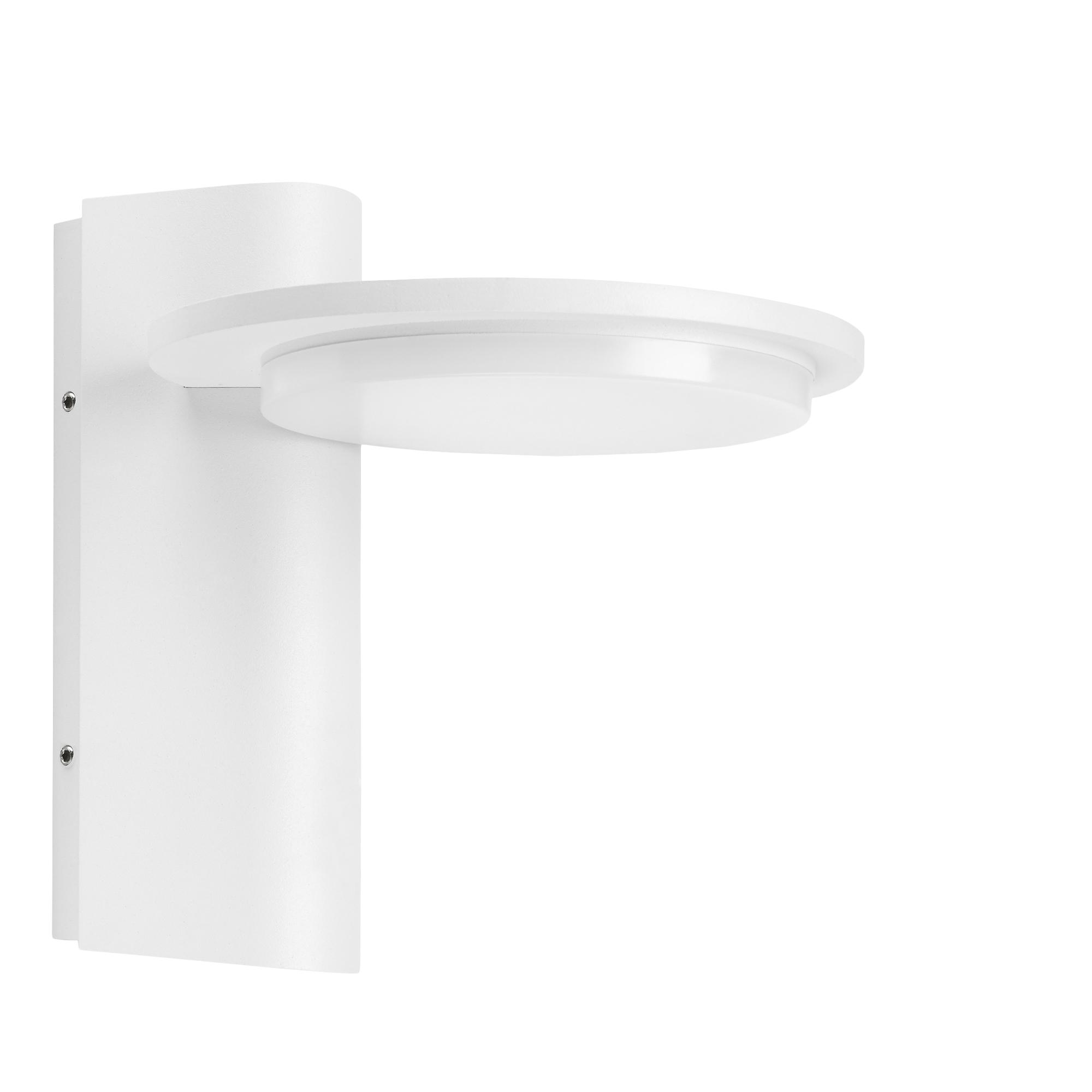 TELEFUNKEN LED Außenwandleuchte, 18 cm, 10 W, Weiß
