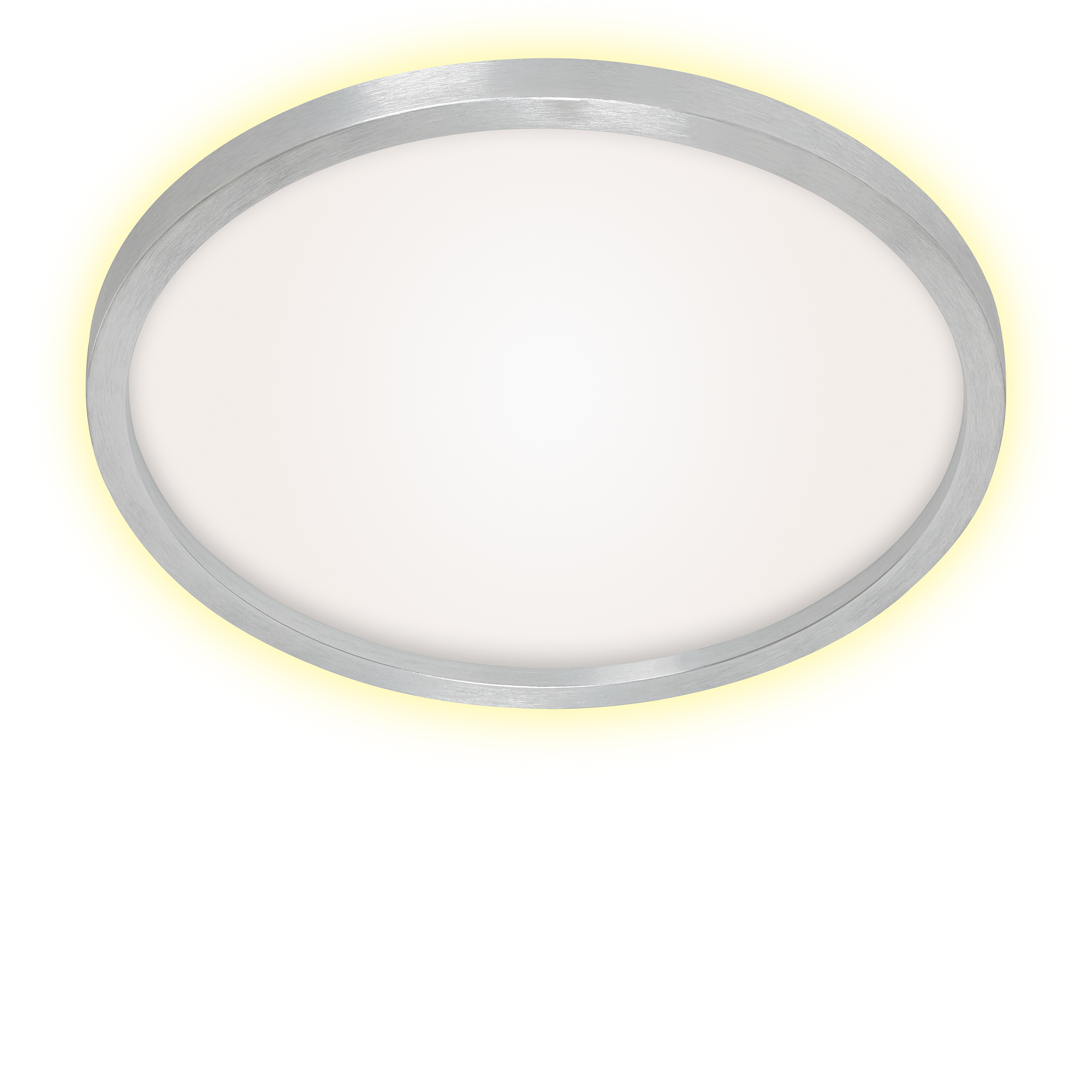 LED Panel, Ø 42,5 cm, 3000 LUMEN, 22 WATT, Alu