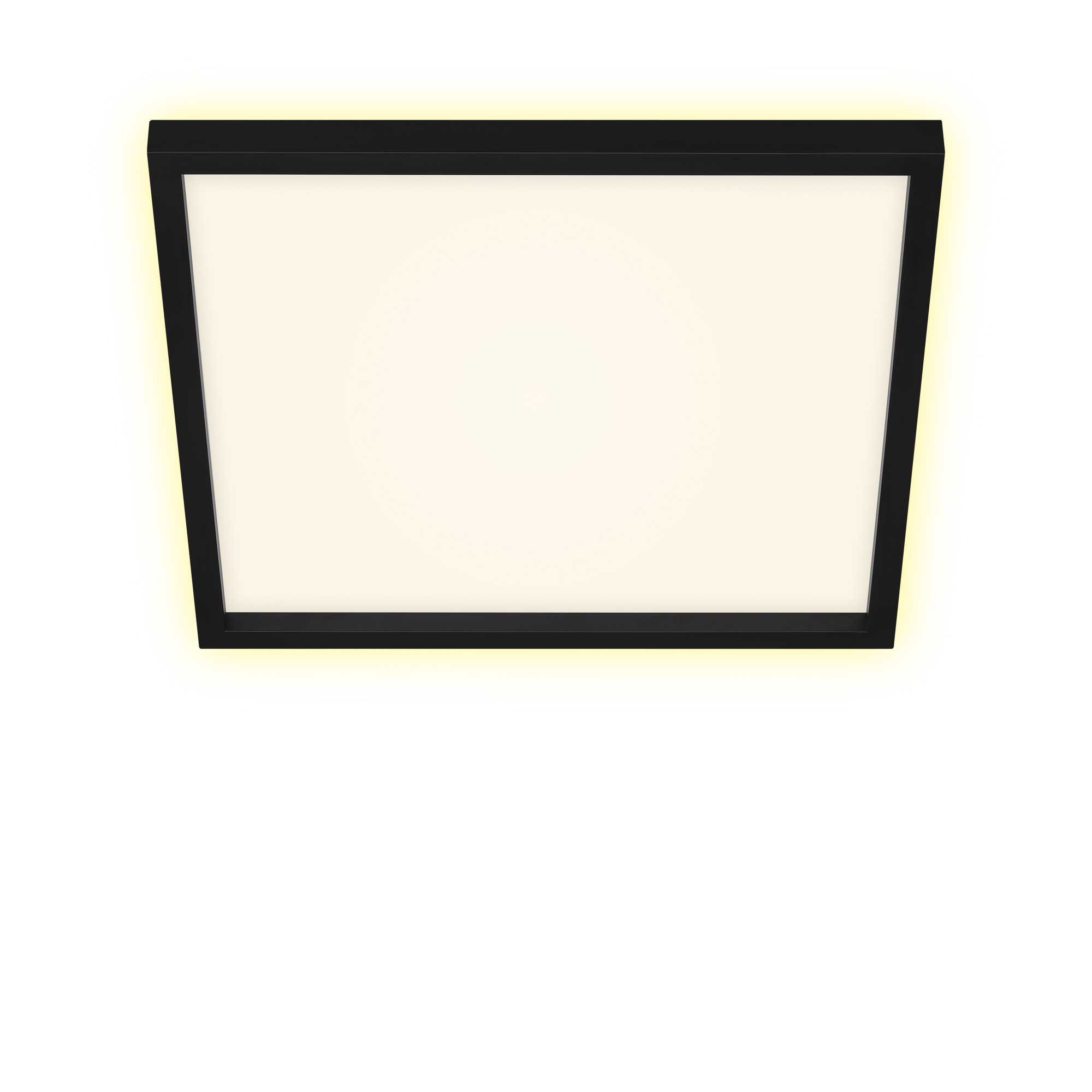 LED Panel, 42,2 cm, 3000 LUMEN, 22 WATT, Schwarz