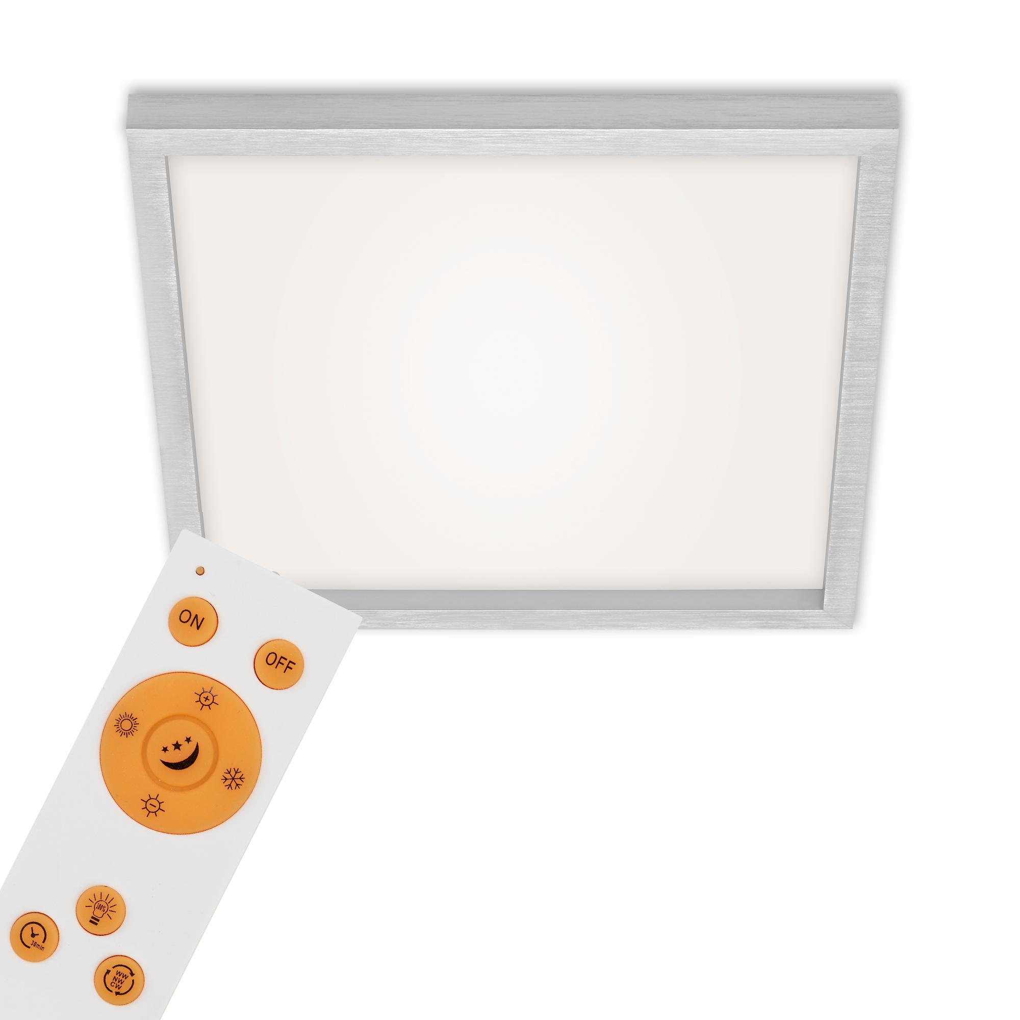 CCT LED Panel Chrom-Matt