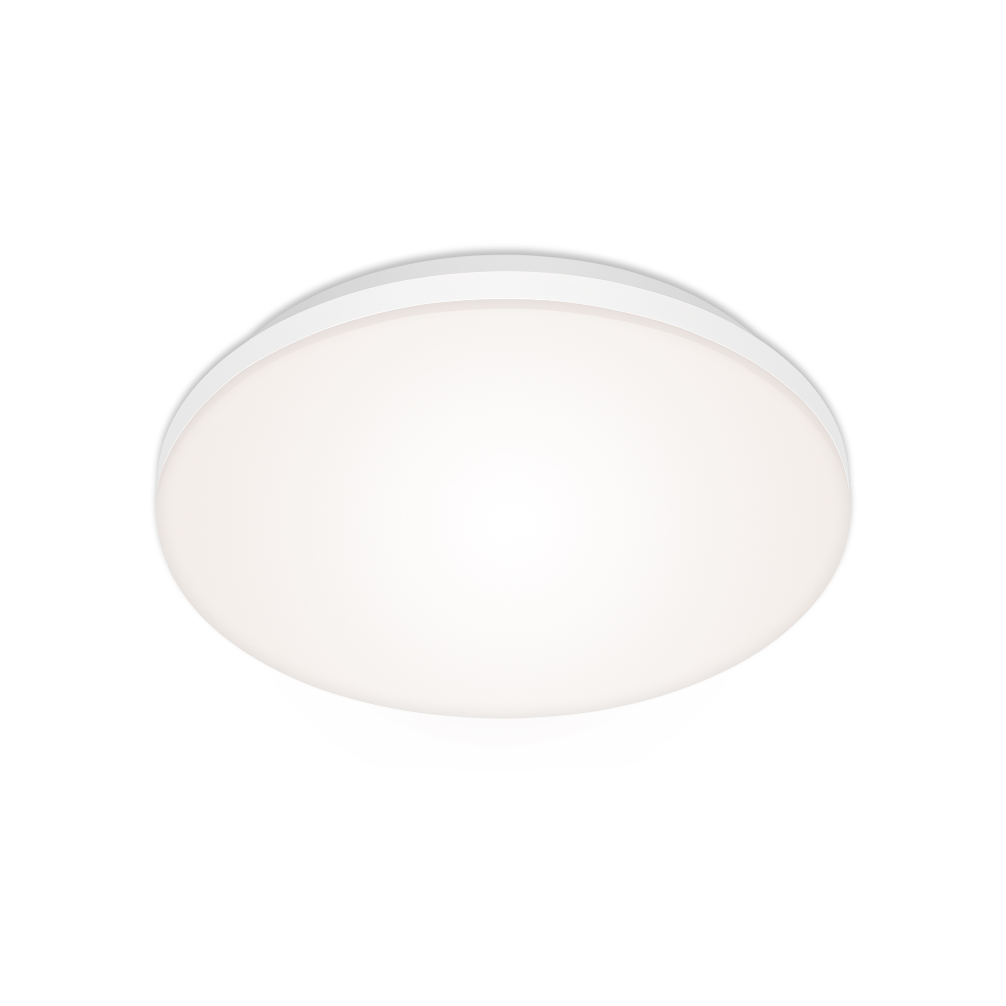 FRAMELESS LED Panel, Ø 30 cm, 1600 LUMEN, 12 WATT, Weiß