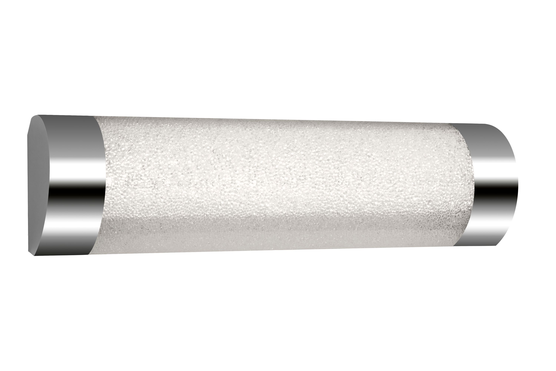 LED Badleuchte, 37,5 cm, 8 W, Chrom