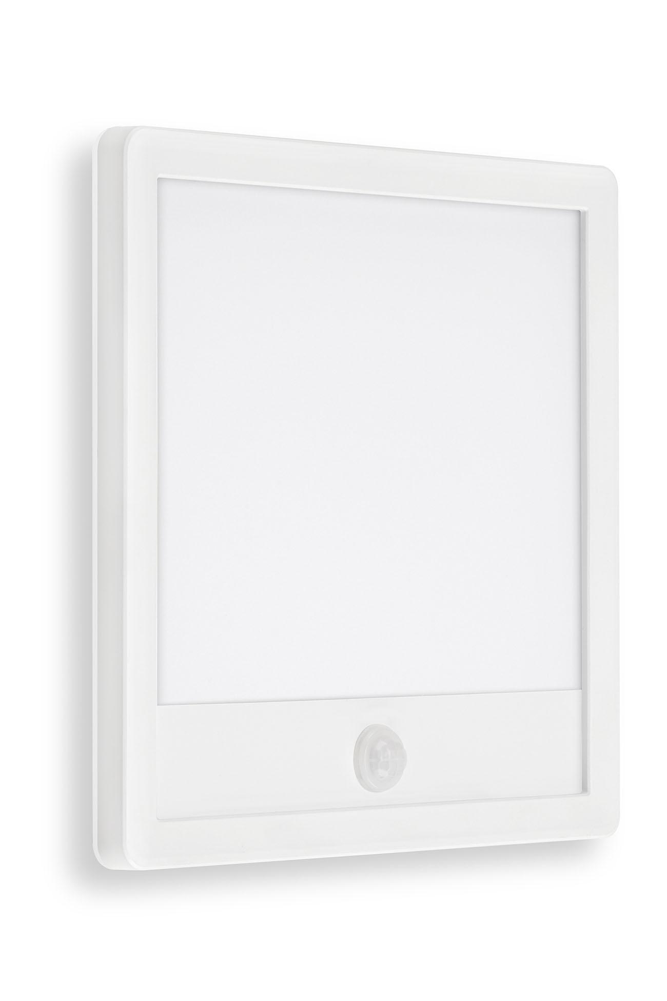 TELEFUNKEN LED Aussenwandleuchte, 25 cm, 15 W, Weiss