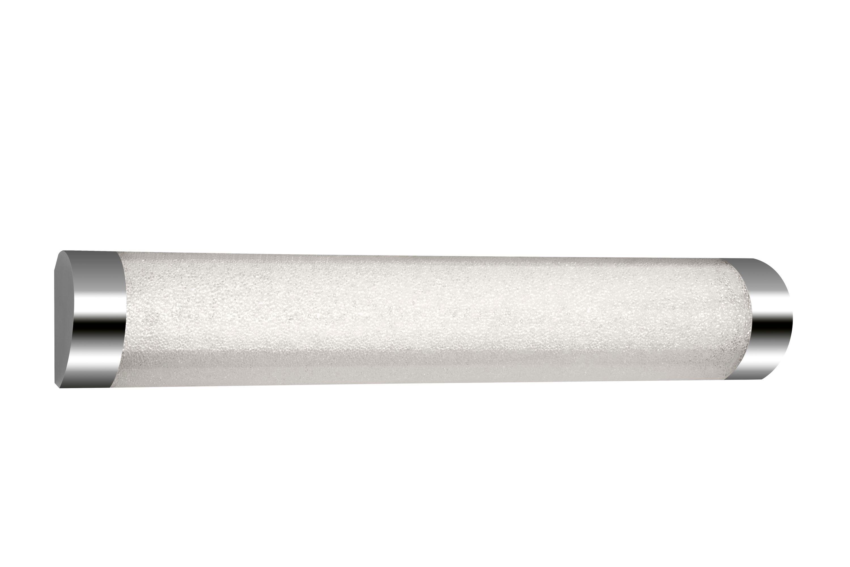 LED Badleuchte, 61,5 cm, 10 W, Chrom