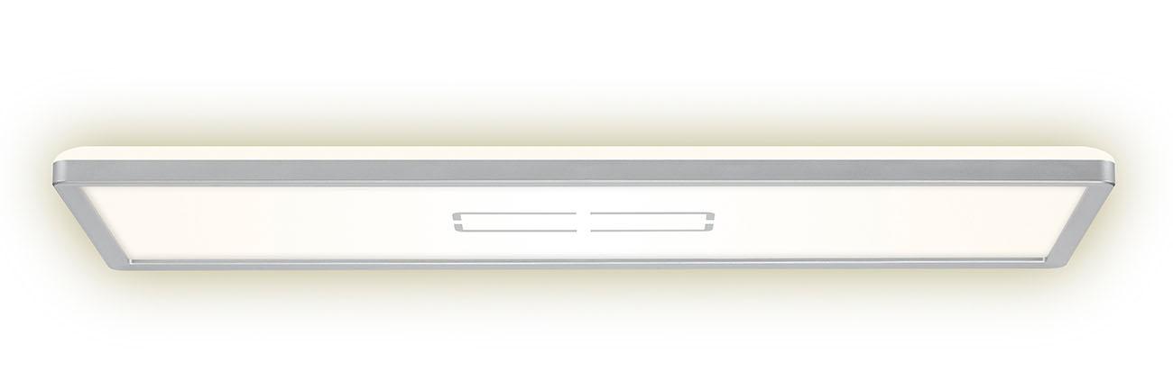 Slim LED Panel, 58 cm, 2700 LUMEN, 22 WATT, Silber
