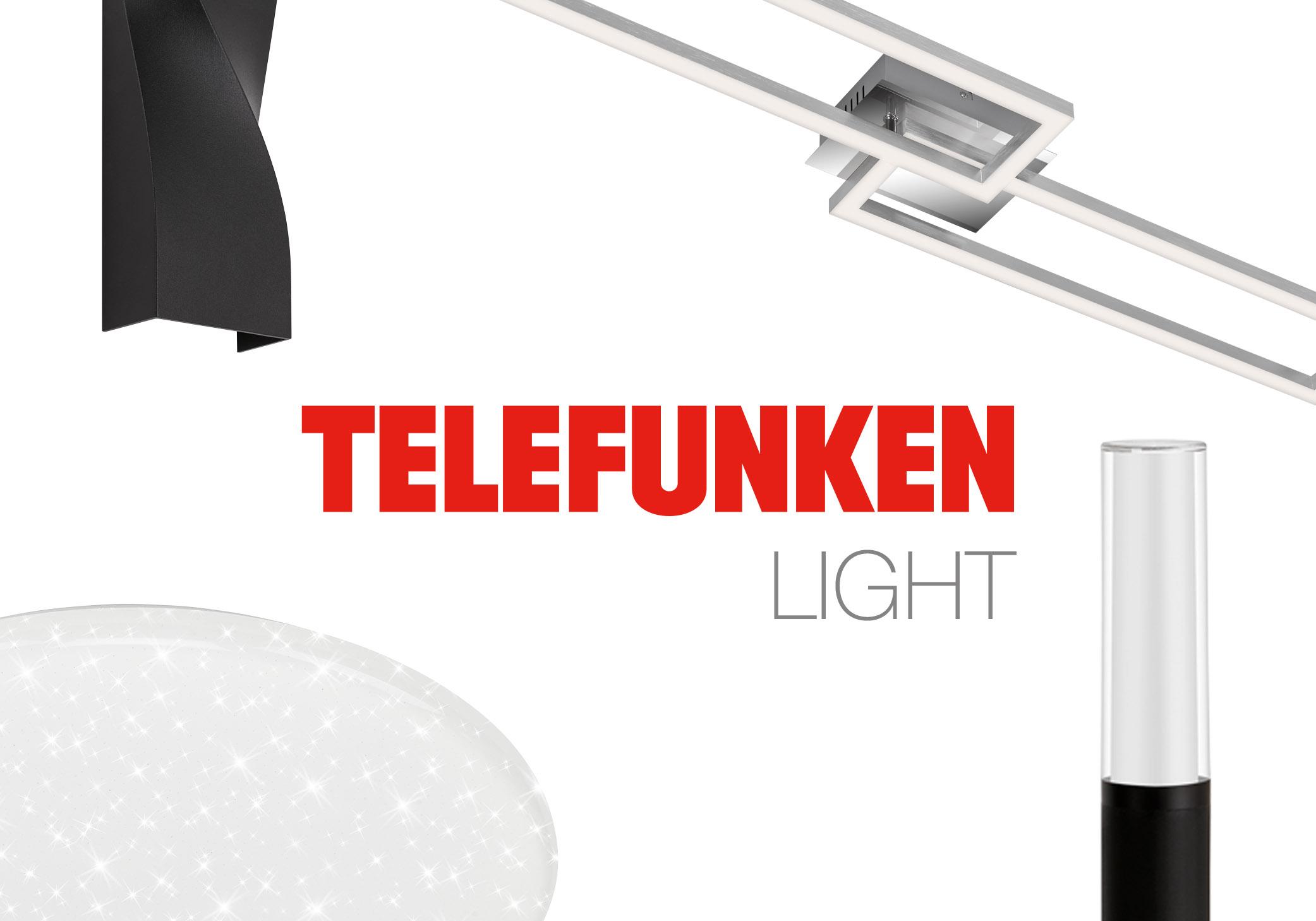 Telefunken LED Leuchten Sortiment