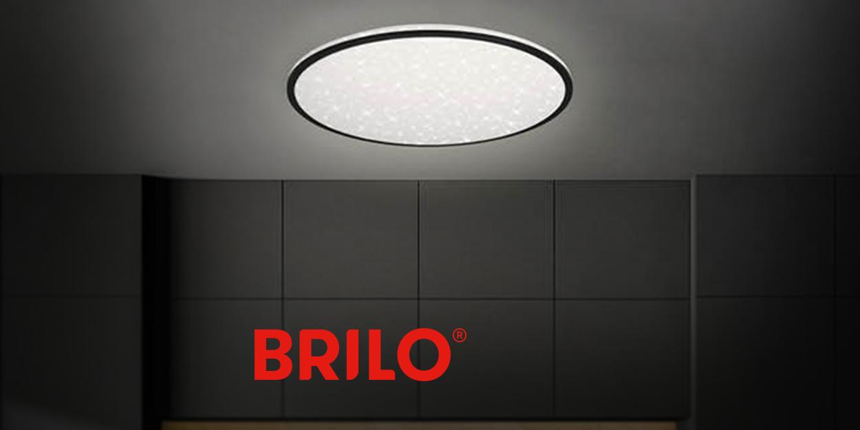 Leuchten von Brilo Kategorie Banner