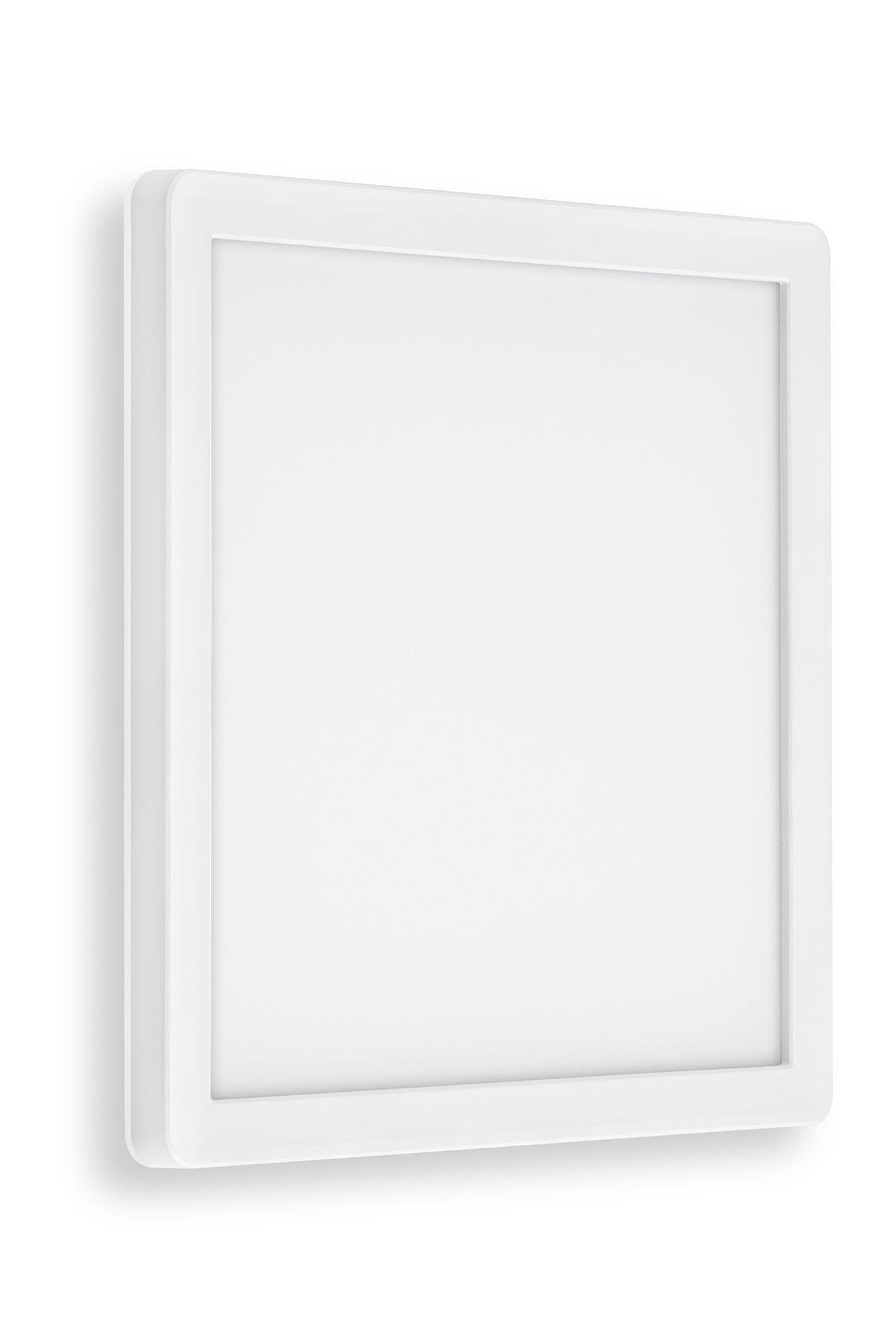 TELEFUNKEN LED Außenwandleuchte, 25 cm, 15 W, Weiß