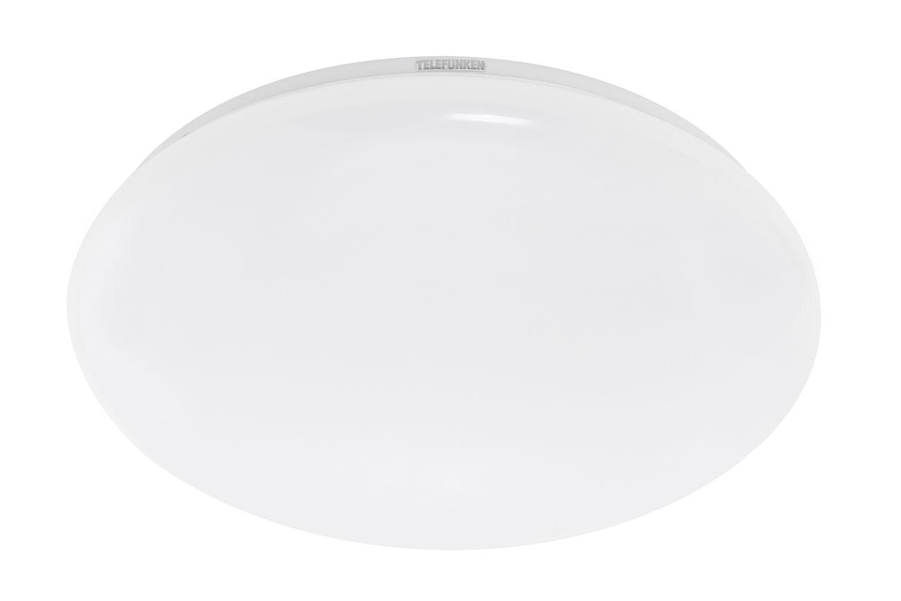 TELEFUNKEN Sensor LED Deckenleuchte, Ø 40,2 cm, 20 W, Weiss