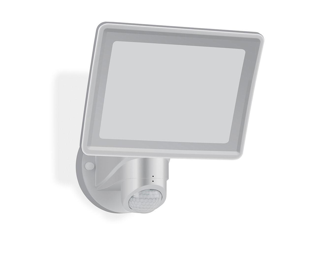 TELEFUNKEN LED Sensor Aussenstrahler, 26,3 cm, 20 W, Silber