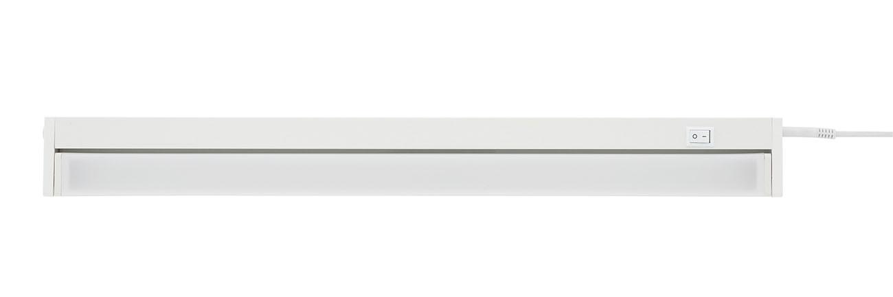 TELEFUNKEN LED Unterbauleuchte, 56 cm, 80,5 W, Weiss
